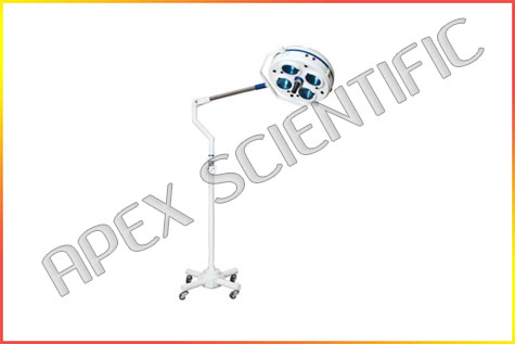 surgical-operating-light-mobile-4-reflector-supplier-manufacturer-in-delhi-india